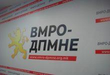 Photo of ВМРО-ДПМНЕ: Заев притиска за избори на кои наместо гласови ќе броиме починати и заразени