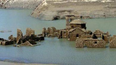 Photo of Италија: Средновековно село, потопено пред 25 години, можеби повторно ќе излезе на површина