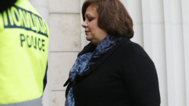 """Photo of Катица Јанева однесена во затворот """"Идризово"""""""
