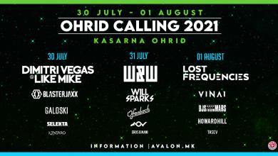 """Photo of Фестивалот """"Ohrid Calling"""" презакажан за наредната 2021 година"""