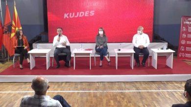 Photo of Касами од Теарце Различни партии се соединивме за иднината на европска Македонија
