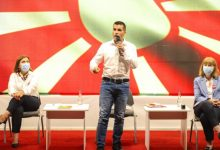 Photo of Николовски од Пробиштип: Ние сме за европска, а ВМРО-ДПМНЕ за режимска иднина