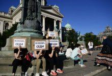 Photo of Почнаа граѓанските собири во Белград и други градови низ Србија
