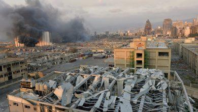 Photo of Бројот на загинати лица од експлозијата во Бејрут се искачи на 154