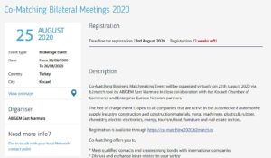 "Photo of Преку ""Business Co-Matchmaking"" до партнерства со странски фирми"