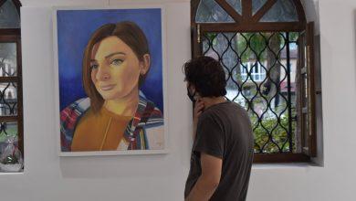 Photo of Прва изложба на слики во Уметничката Галерија во Тетово од почетокот на на пандемијата