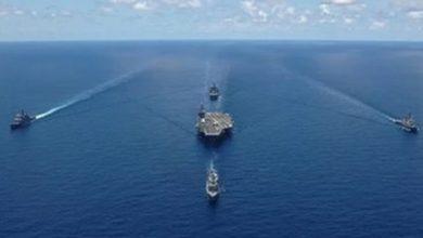 Photo of Турски воени бродови се во борбена готовност крај брегот на Анталија