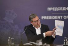 Photo of Вучиќ: Со Приштина сакаме суштински разговори, во септември ќе барам исполнување на договорот за ЗСО