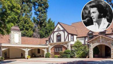 Photo of Куќата на Елвис Присли се продава за 30 милиони долари