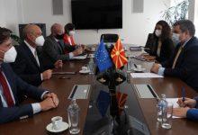 Photo of Маричиќ – Гир: ЕУ ќе биде партнер во спроведување на реформите за владеење на правото