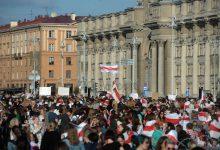 Photo of На протестите во Белорусија уапсени 442 лица