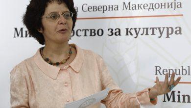 Photo of Прес-конференција на министерката за култура Стефоска (ВО ЖИВО)