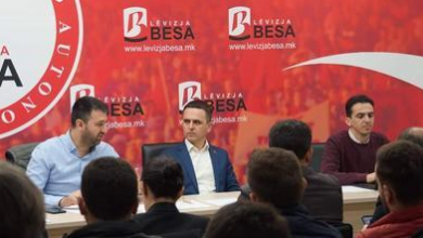 Photo of Беса ќе настапува самостојно во Собранието, договорот за коалиција со СДСМ не се растура