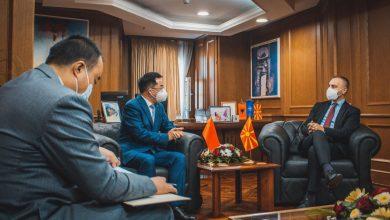 Photo of Средба Груби-Ѕуо: Односите меѓу Северна Македонија и Кина коректни, натамошна цел развојот на економската соработка