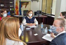 Photo of Средба Шахпаска – Лубани: Северна Македонија е пример во регионот по актуелизирање на прашањето за родово одговорно буџетирање