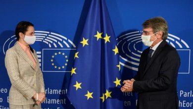 Photo of Тихановскаја: Секоја помош од европските земји е важна за Белорусија