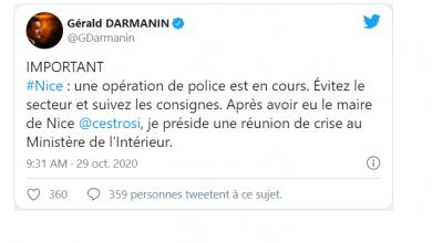 Photo of Едно лице загина, а неколкумина се повредени при напад со нож во Ница