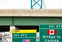 Photo of Канада и САД го продолжија договорот, границата останува затворена уште еден месец