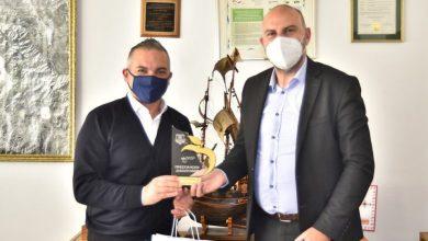 Photo of Средба на градоначалникот Гошаревски со директорот на Агенцијата за поддршка и промоција на туризмот Јаневски