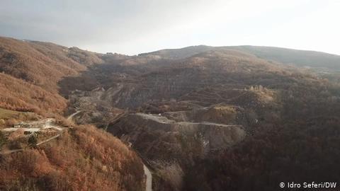 Локалитетот кај Кижевак каде е пронајдена масовна гробница од Косовската војна 1998/1999 година