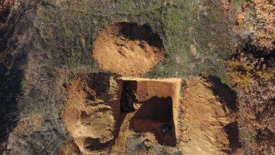 Photo of Откриено исклучително погребување на локaлитетот Гимбабица