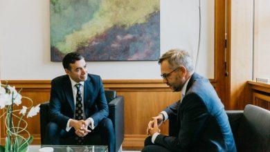 """Photo of Се чувствувам должен кон ветувањето за преговори до крајот на годината, вели Рот во заедничкото интервју со Димитров за """"Велт"""""""