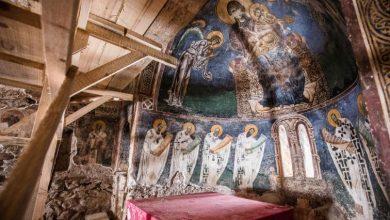 """Photo of Јасмина Шопова: Започната е процедура за впишување на црквата """"Св. Ѓорѓија"""" во Курбиново во листата на УНЕСКО"""