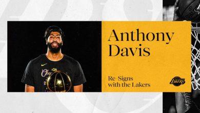 Photo of Дејвис потпиша петгодишен договор со Лејкерс