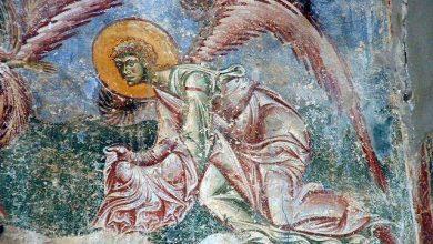 """Photo of Поцеска: Секој ден е драгоцен за обновата на црквата """"Св. Ѓорѓи"""" во Курбиново, може да се заврши за две години"""