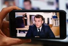 """Photo of Полициско насилство, """"подивени"""" демонстранти, дискриминација … Емануел Макрон одговара на прашања за онлајн медиумот Брут"""