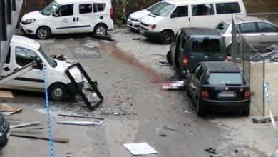Photo of Еве како изгледа местото на страшната експлозија во центарот на Белград (ФОТО/ВИДЕО)