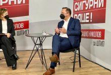 Photo of Спасовски: На 13 декември граѓаните на Штип имаат лесен избор – да го изберат Сашко Николов за градоначалник