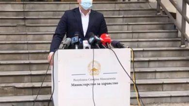 Photo of Филипче: Обезбедени се 833.000 вакцини за 400.000 граѓани против Ковид-19