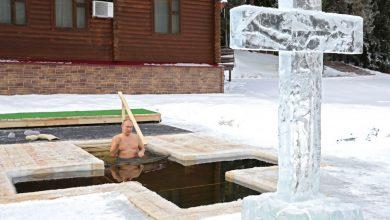 Photo of ВИДЕО: Путин и оваа година во вода за Водици