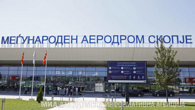 Повторно патнички летови од аеродромите во Скопје и Охрид - МИА