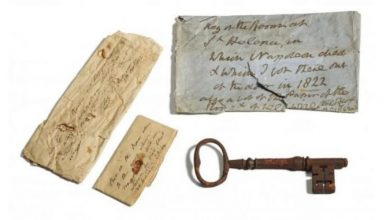 Photo of Клучот од занданата во која починал Наполеон, продаден за 92.000 евра