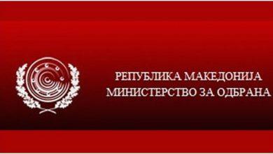 Photo of МО ги отфрла како лаги и манипулации обвинувањата на Ковачки, тврди дека ветигнот го врши тим обучен од НАТО експерти