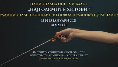 """Photo of """"Најголемите хитови"""" – традиционален василичарски концерт во НОБ"""