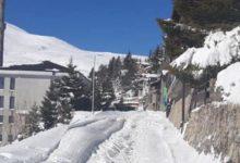 Photo of Најстудено и најмногу снег на Попова Шапка и Маврови Анови