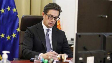 Photo of Пендаровски го потпиша Указот за прогласување на Законот за попис