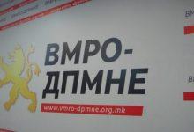 Photo of ВМРО-ДПМНЕ: Пендаровски повторно покажа дека е вазал на Зоран Заев