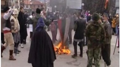 Photo of Три лица идентификувани за палењето на бугарското знаме