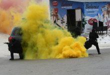 Photo of ФОТО: Показни вежби на елитните единици на МВР на Пониква