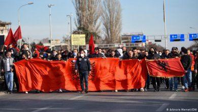 """Photo of Новинарска екипа на МИА нападната на протестот за """"Монструм"""""""