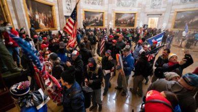 Photo of Епилог на упадот во американскиот Конгрес: 280 уапсени, постапка против 300 луѓе