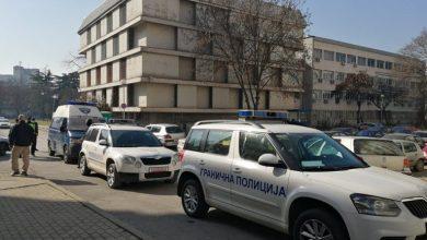 Photo of Во полициско комбе, Мијалков спроведен во судот