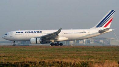 """Photo of Авион на """"Ер Франс"""" принудно слета во Софија, откако патник се обидел да влезе во пилотската кабина"""