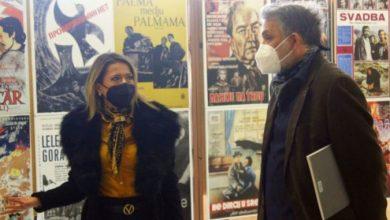 """Photo of Изложба """"Црногорски филмски плакат"""" во Кинотека"""