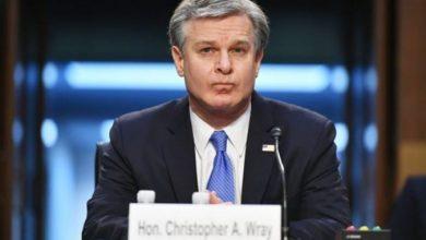 Photo of Реј: ФБИ работи на 2.000 случаи на домашен тероризам
