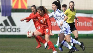 Photo of Втор висок пораз на македонските фудбалерки до 19 години во БиХ